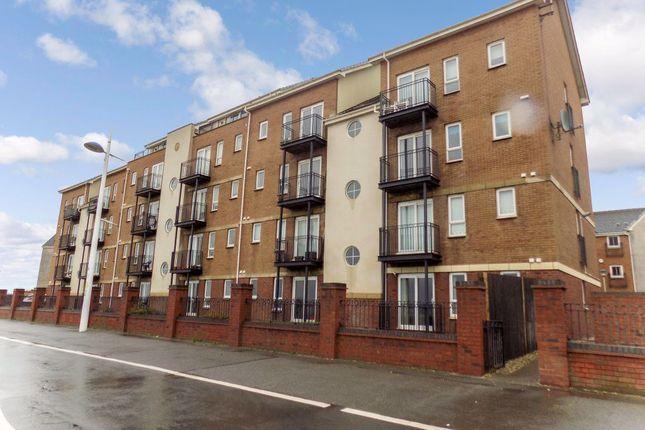 Thumbnail Flat to rent in Jersey Quay, Aberavon, Port Talbot