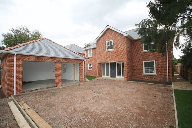 Detached house for sale in Market Street, Fordham, Ely