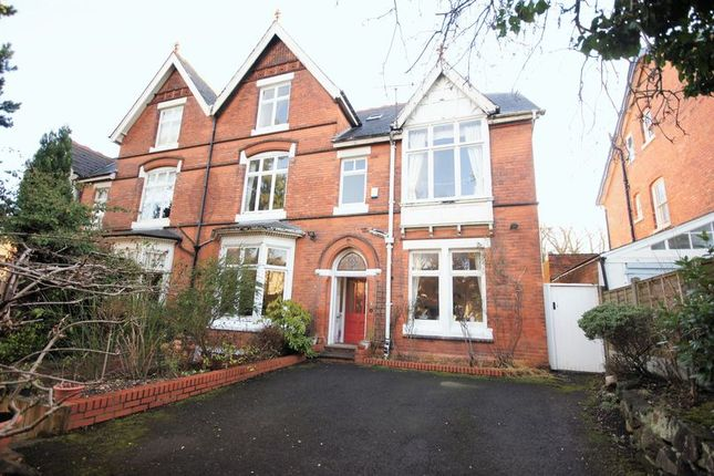 Thumbnail Semi-detached house for sale in Ascot Road, Moseley, Birmingham