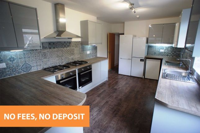 Thumbnail Terraced house to rent in Miskin Street, Cathays, Cardiff.