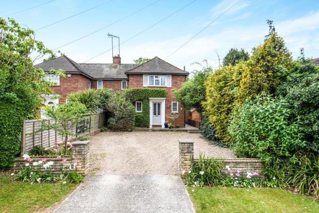 3 bedroom semi-detached house for sale in Windlesham, Surrey