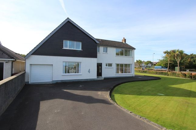 Thumbnail Detached house for sale in Bangor Road, Groomsport, Bangor