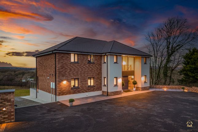 4 bed detached house for sale in Cuckoo Lane, Haverfordwest SA61