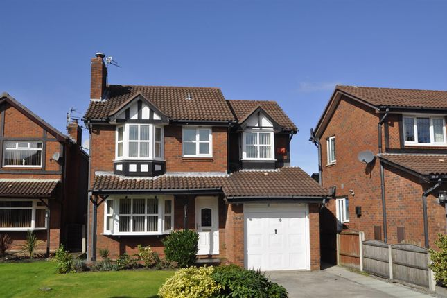 4 bed detached house for sale in Capesthorne Road, Dukinfield