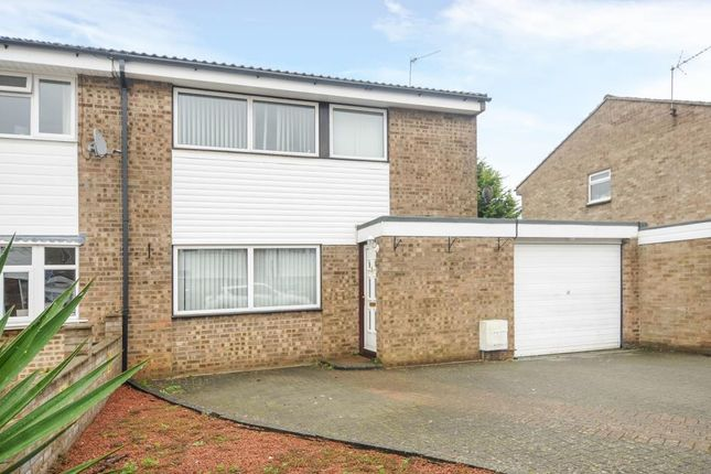 Thumbnail Semi-detached house to rent in Glory Farm, Bicester