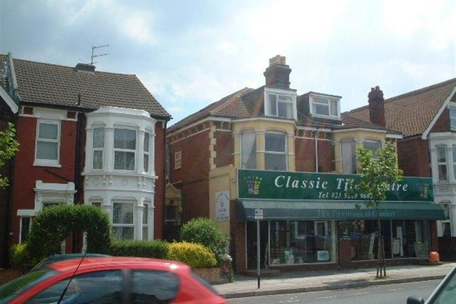 Thumbnail Flat to rent in Old London Road, Portsmouth