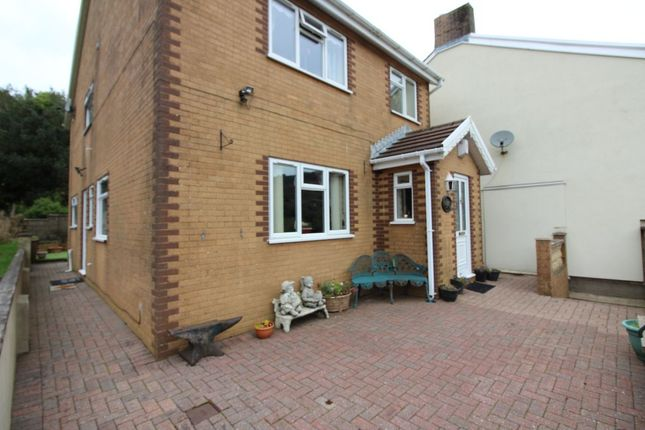 Thumbnail Detached house for sale in Beulah House, Bedwellty Pits, Tredegar
