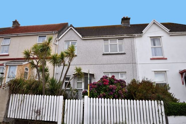 Thumbnail Terraced house to rent in Falmouth, Falmouth, Cornwall