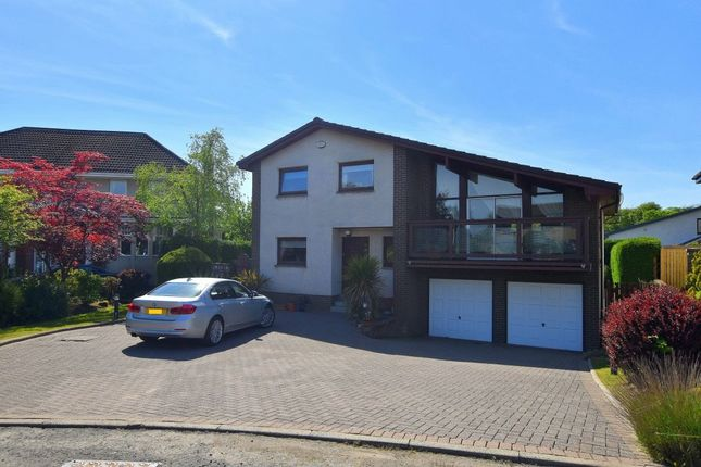 Thumbnail Detached house for sale in Muirfield Meadows, Bothwell, Glasgow