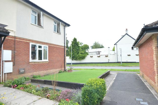 Thumbnail End terrace house to rent in Little Close, Kingsteignton, Newton Abbot