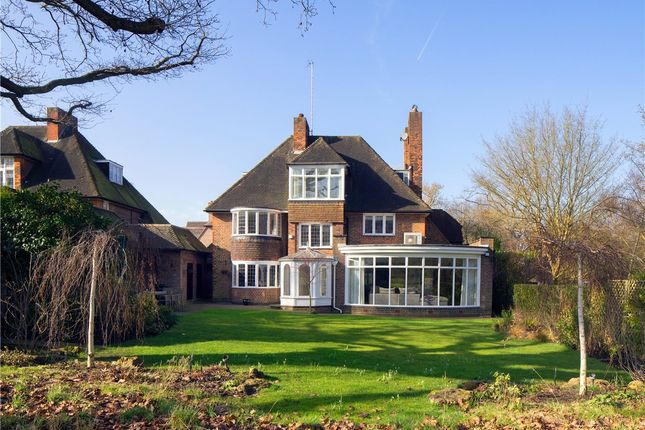 Wildwood Road Hampstead Garden Suburb London Nw11 5