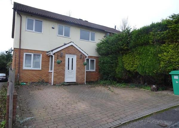 Thumbnail Detached house to rent in Garrick Drive, Thornhill, Cardiff