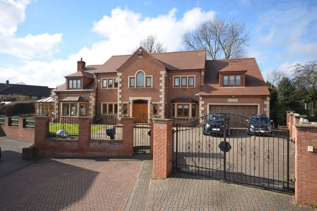 Thumbnail Detached house for sale in Cansmore House, Aldbeck Croft, Darton