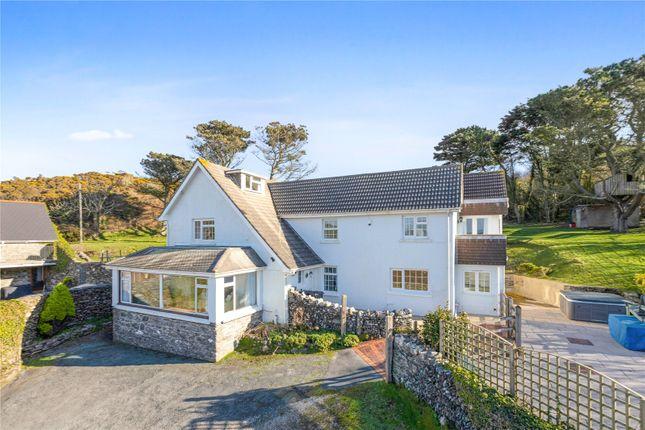 Thumbnail Detached house for sale in Malborough, Kingsbridge, Devon