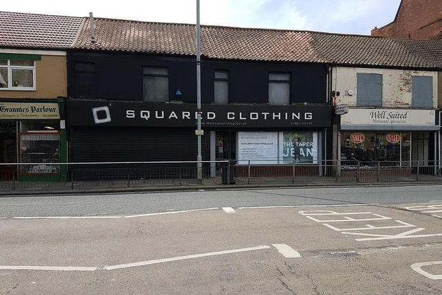Thumbnail Retail premises for sale in 35-39 Anlaby Road, Hull, East Yorkshire