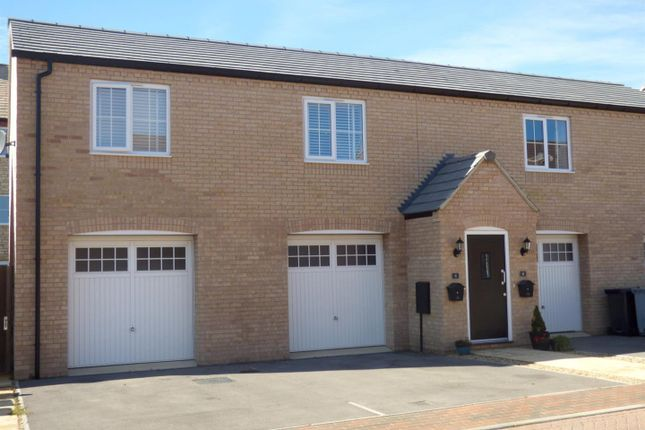 Thumbnail Detached house for sale in Wheatsheaf Way, Stamford