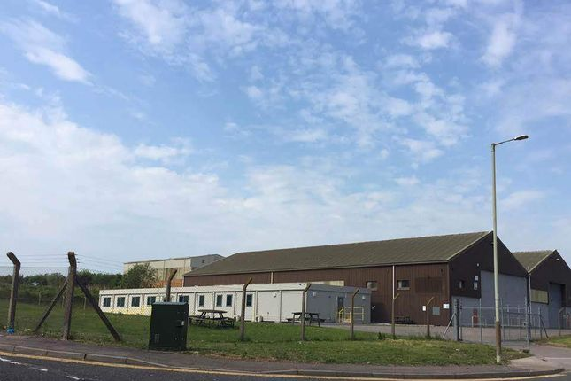 Thumbnail Light industrial for sale in James Chalmers Road, Arbroath