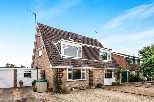 Thumbnail Semi-detached house for sale in Tower Close, Marcham, Abingdon