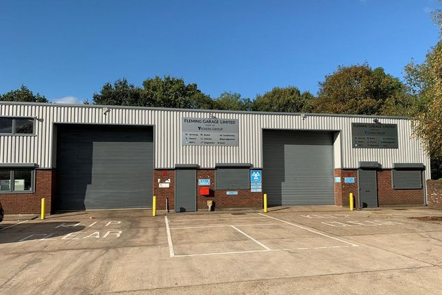 Thumbnail Warehouse to let in Units 8 & 9, Fleming Close, Segensworth, Fareham, Hampshire
