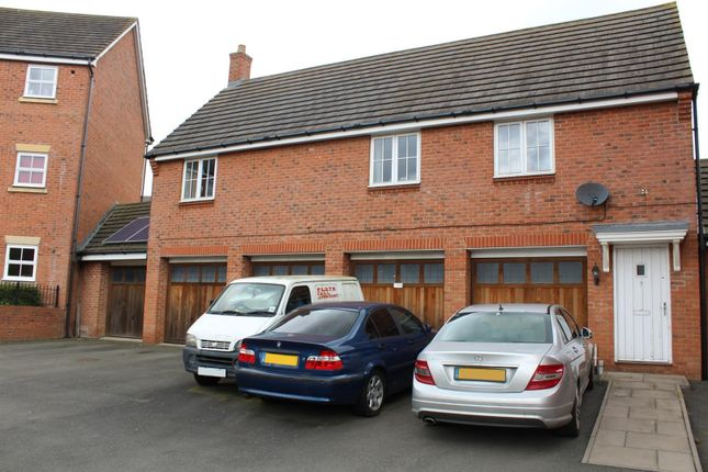 2 bed flat for sale in Ickworth Close, Daventry