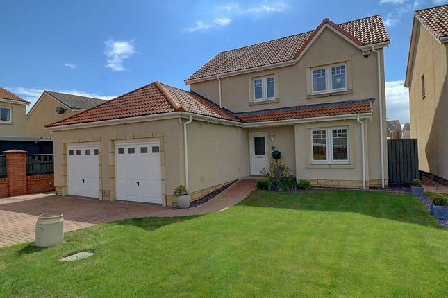 Thumbnail Detached house for sale in Dunlin Walk, Montrose