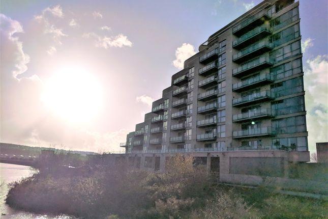 External of Watermark, Ferry Road, Cardiff CF11