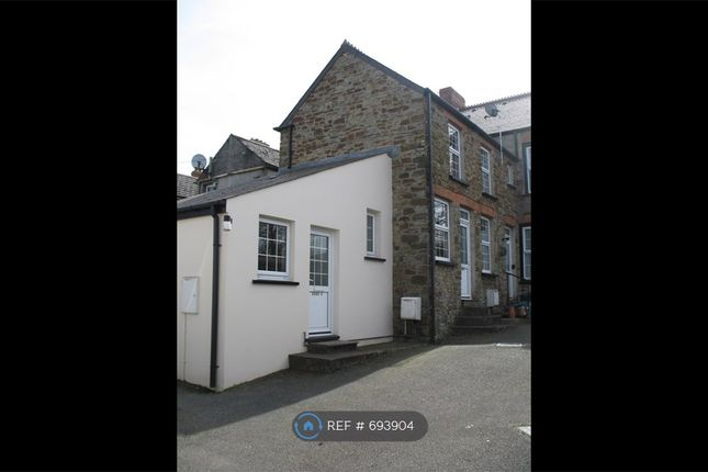 Thumbnail Flat to rent in Albert Street, Haverfordwest