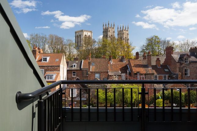 Thumbnail Flat for sale in Bootham Row, York