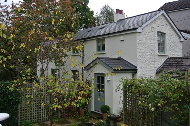 Thumbnail Cottage for sale in Old Bailey, Pontymoile, Pontypool