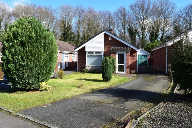 Thumbnail Detached bungalow for sale in Berberis Road, Leegomery, Telford, Shropshire