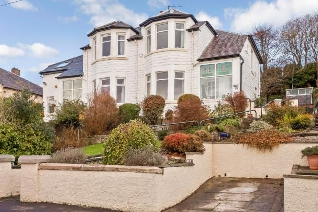 Thumbnail Semi-detached house for sale in Maxwell Avenue, Bearsden, Glasgow, East Dunbartonshire