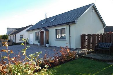 Thumbnail Detached house for sale in 1 North Street, Moniaive, By Thornhill