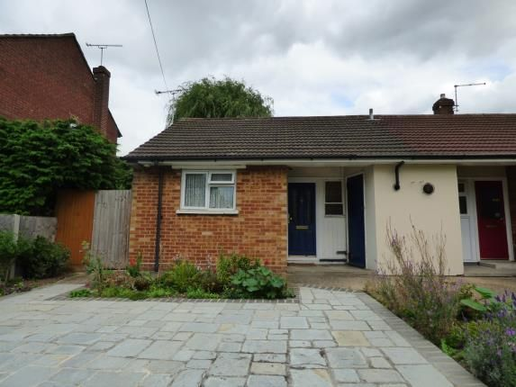 Thumbnail Bungalow for sale in Crooked Mile, Waltham Abbey, Essex