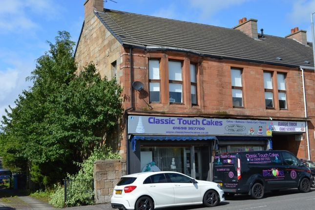 Thumbnail Flat for sale in Caledonian Rd, Wishaw