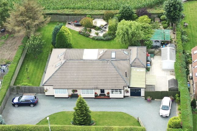 4 bed detached bungalow for sale in Campey Lane, Melbourne, York YO42