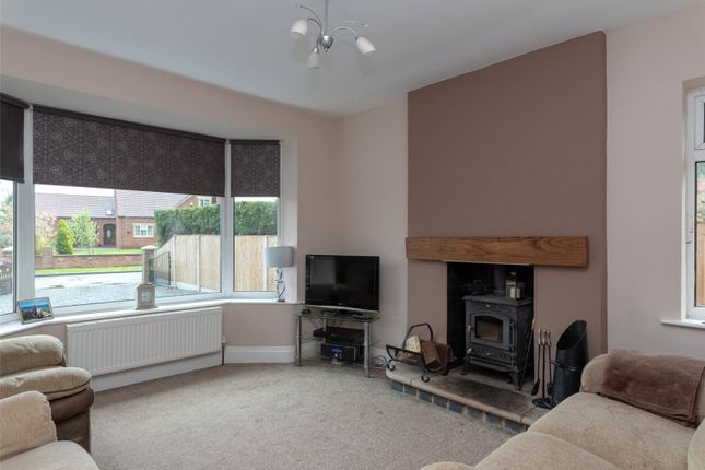 Living Room of Station Road, Wistow, Selby YO8