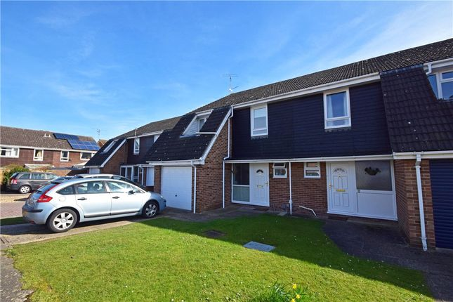 Thumbnail Semi-detached house to rent in Hall Crescent, Sawston, Cambridge