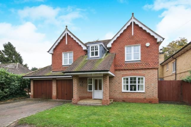 Thumbnail Detached house for sale in Fleet, Hampshire, .