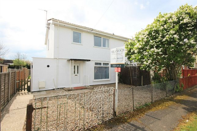 3 bed semi-detached house for sale in Rosemary Avenue, Braintree, Essex