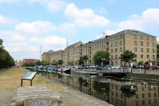 Thumbnail Flat to rent in Speirs Wharf, Glasgow