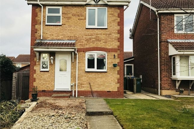 Thumbnail Detached house to rent in 27 Beaufort Way, Worksop, Nottinghamshire