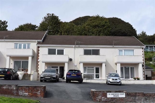 Thumbnail Flat for sale in Vanewood Court, Plunch Lane, Swansea