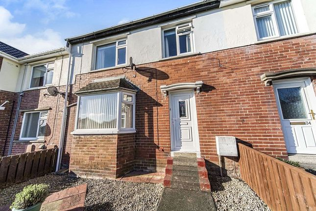 Thumbnail Terraced house for sale in Cumbrian Avenue, Chester Le Street