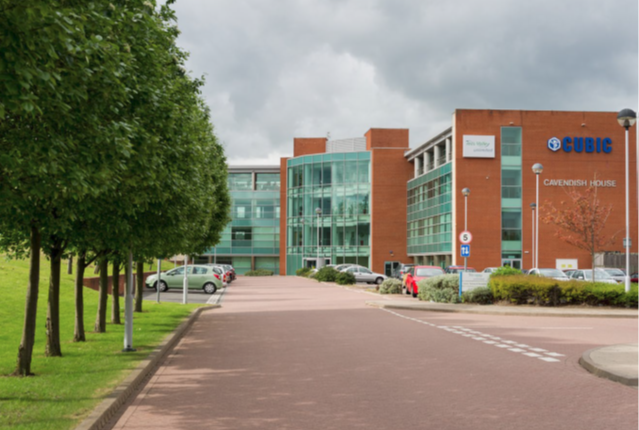 Thumbnail Office to let in Cavendish House, Princes Wharf, Stockton On Tees