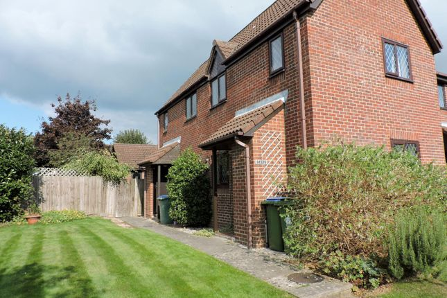 1 bed end terrace house to rent in Albacore Avenue, Warsash, Southampton SO31