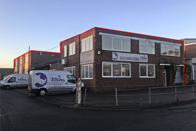Thumbnail Light industrial for sale in Tallon Road, Hutton, Brentwood, Essex