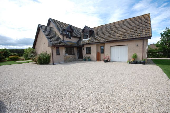 Thumbnail Detached house for sale in Easter Buthill, Roseisle, Elgin