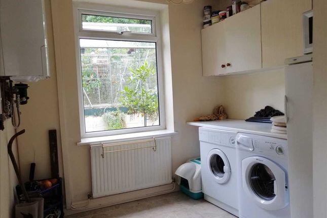 Utility Room of Gwenllian Terrace, Treforest, Pontypridd CF37