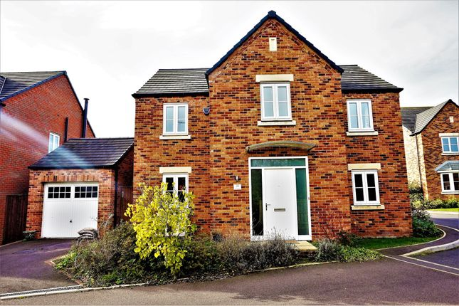 Thumbnail Detached house for sale in Spring Gardens, Alfreton