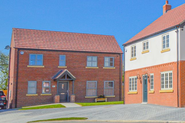 Thumbnail Detached house for sale in Pymhurst Crescent, Wawne, Yorkshire